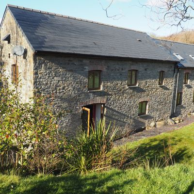 Pendegy Mill - Dog Friendly Cottages